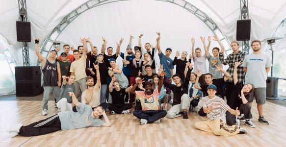ONE WEEK IN PSKOV REGION «DANCE CONNECTION» CAMP